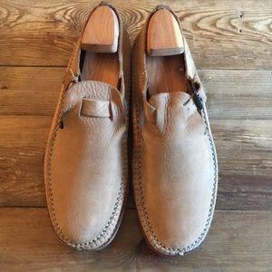 Cole Haan Resort Men's Leather Moccasins